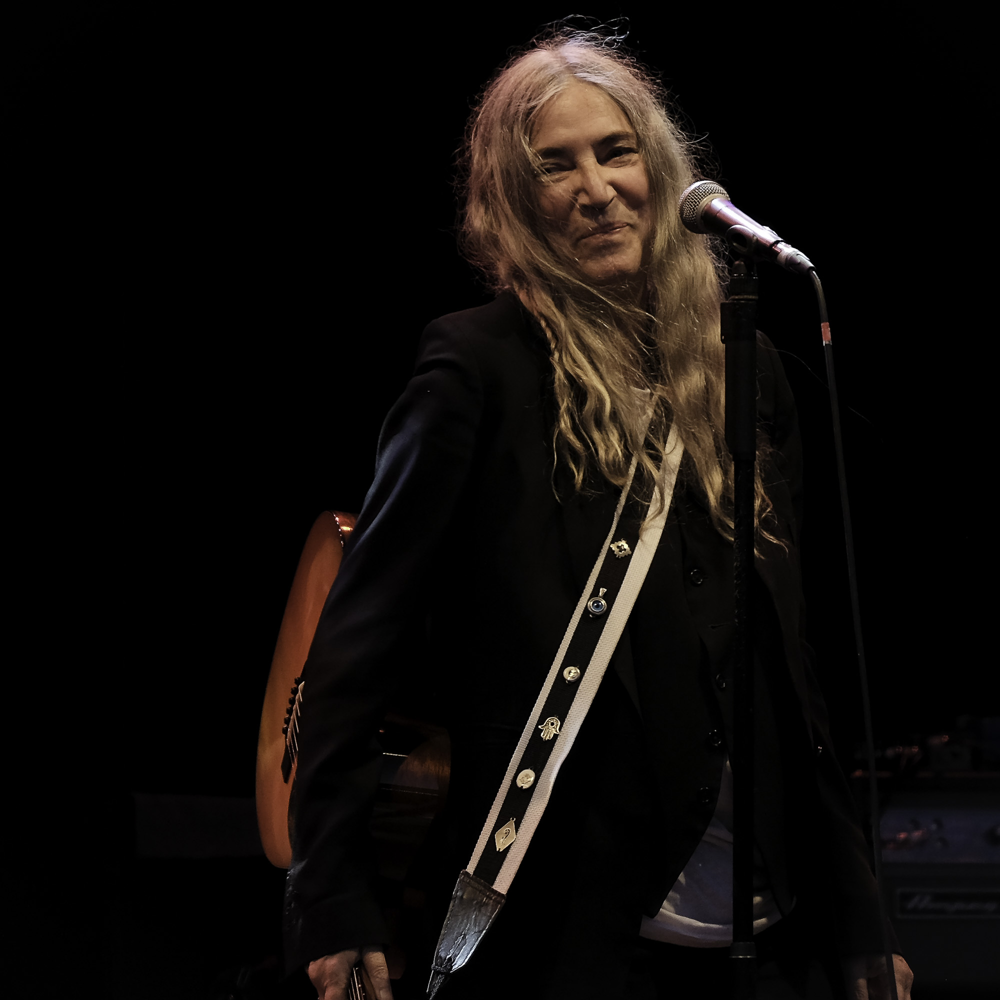patti smith at nobel